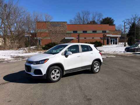 2017 Chevrolet Trax for sale at DILLON LAKE MOTORS LLC in Zanesville OH