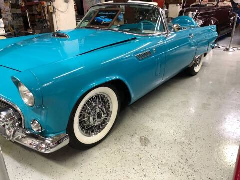 1956 Ford Thunderbird for sale at Berliner Classic Motorcars Inc in Dania Beach FL