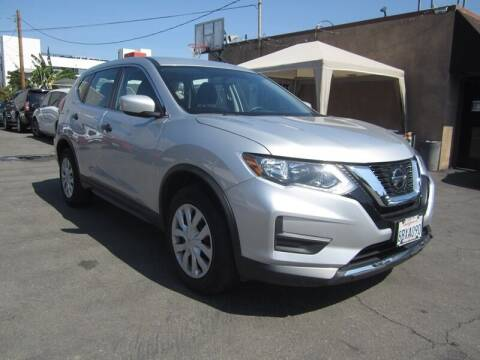 2018 Nissan Rogue for sale at Win Motors Inc. in Los Angeles CA
