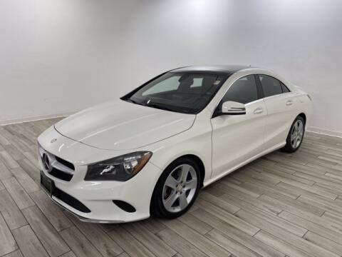 2017 Mercedes-Benz CLA for sale at TRAVERS GMT AUTO SALES - Traver GMT Auto Sales West in O Fallon MO