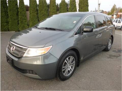 2012 Honda Odyssey for sale at Klean Carz in Seattle WA