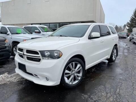 2011 Dodge Durango for sale at Sedo Automotive in Davison MI