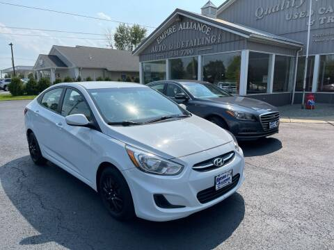 2017 Hyundai Accent for sale at Empire Alliance Inc. in West Coxsackie NY