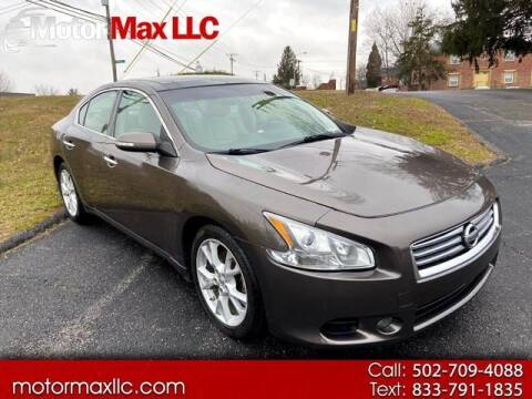 2012 Nissan Maxima for sale at Motor Max Llc in Louisville KY
