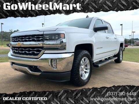 2018 Chevrolet Silverado 1500 for sale at GOWHEELMART in Available In LA