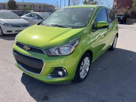 2016 Chevrolet Spark for sale at Legend Auto Sales in El Paso TX