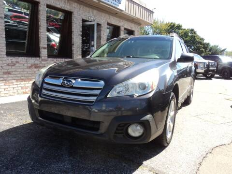 2013 Subaru Outback for sale at Indy Star Motors in Indianapolis IN
