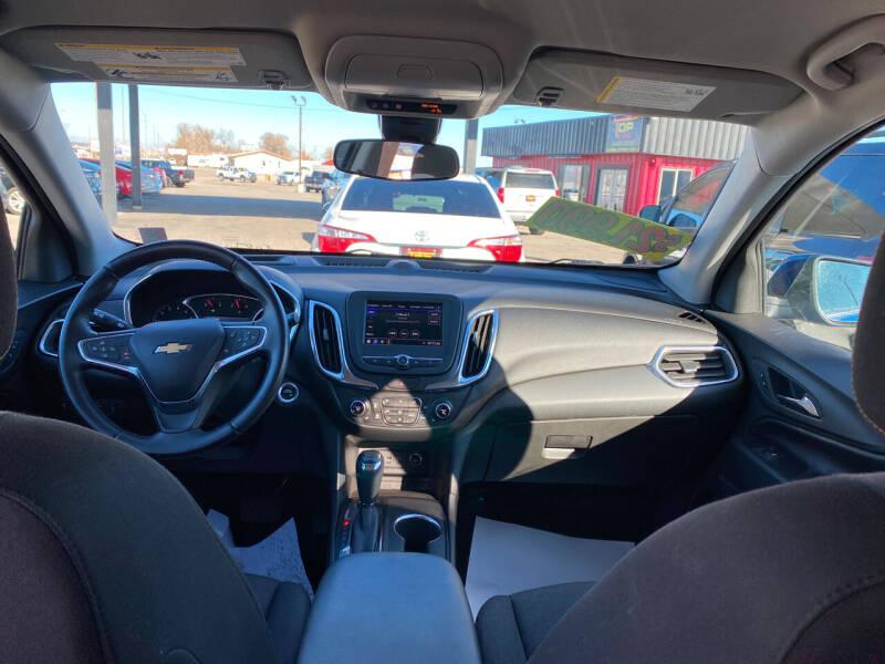 2020 Chevrolet Equinox 4x4 LT 4dr SUV w/1LT - Idaho Falls ID