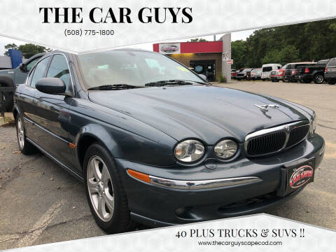 2002 Jaguar X-Type for sale at The Car Guys in Hyannis MA