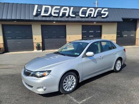 2009 Subaru Impreza for sale at I-Deal Cars in Harrisburg PA