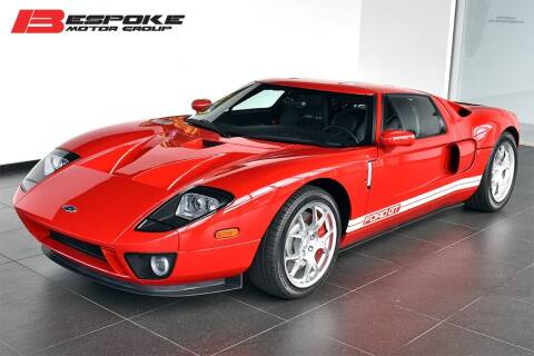 2005 Ford GT for sale at Bespoke Motor Group in Jericho NY