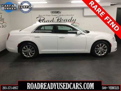 2016 Chrysler 300 for sale at Road Ready Used Cars in Ansonia CT