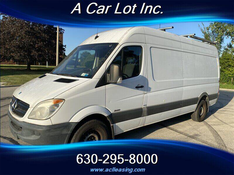 2010 Mercedes-Benz Sprinter Cargo for sale at A Car Lot Inc. in Addison IL
