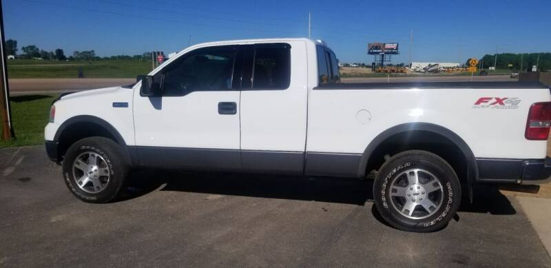 2004 Ford F-150 for sale at D AND D AUTO SALES AND REPAIR in Marion WI