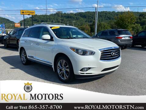 2015 Infiniti QX60 for sale at ROYAL MOTORS LLC in Knoxville TN