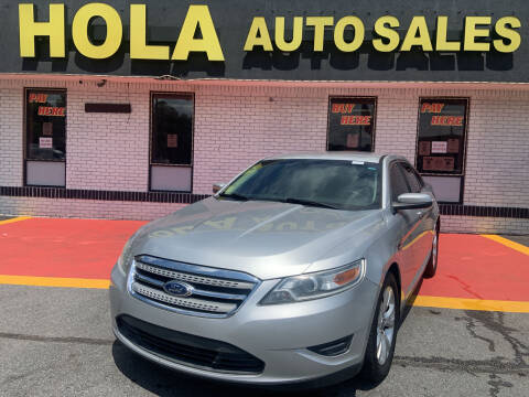 2011 Ford Taurus for sale at HOLA AUTO SALES CHAMBLEE- BUY HERE PAY HERE - in Atlanta GA