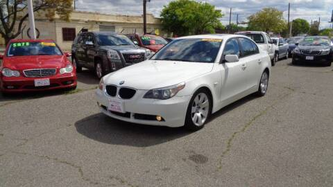 2004 BMW 5 Series for sale at RVA MOTORS in Richmond VA