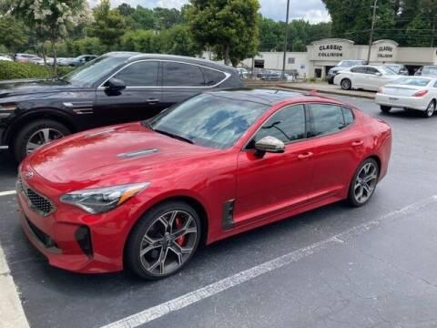 2018 Kia Stinger for sale at Southern Auto Solutions-Jim Ellis Hyundai in Marietta GA