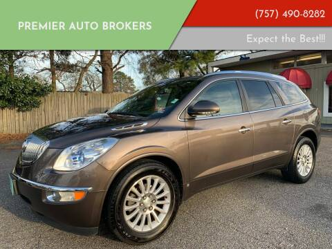 2010 Buick Enclave for sale at Premier Auto Brokers in Virginia Beach VA