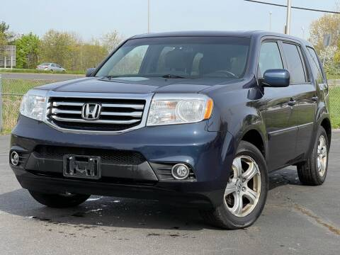 2012 Honda Pilot for sale at MAGIC AUTO SALES in Little Ferry NJ