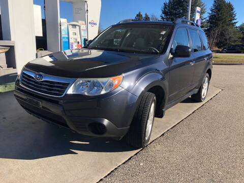 2010 Subaru Forester for sale at Welcome Motors LLC in Haverhill MA