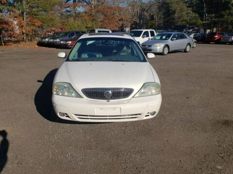 2004 Mercury Sable for sale at 1st Priority Autos in Middleborough MA