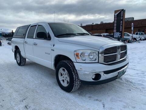 2008 Dodge Ram Pickup 1500 for sale at Freedom Auto Sales in Anchorage AK