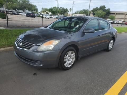 2009 Nissan Altima for sale at Carlando in Lakeland FL