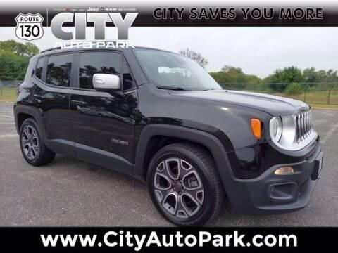 2016 Jeep Renegade for sale at City Auto Park in Burlington NJ