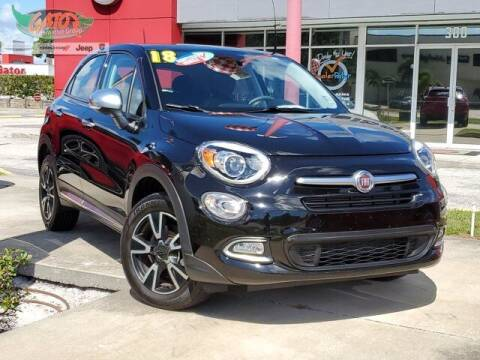 2018 FIAT 500X for sale at GATOR'S IMPORT SUPERSTORE in Melbourne FL