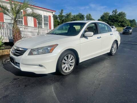 2012 Honda Accord for sale at Rock 'n Roll Auto Sales in West Columbia SC
