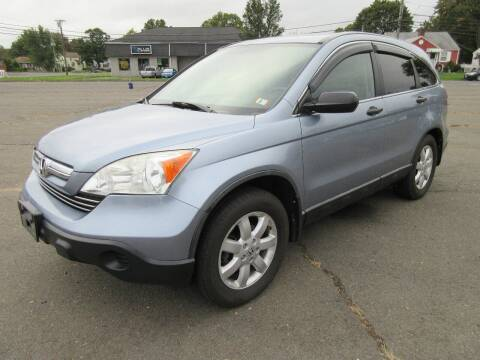 2008 Honda CR-V for sale at BOB & PENNY'S AUTOS in Plainville CT