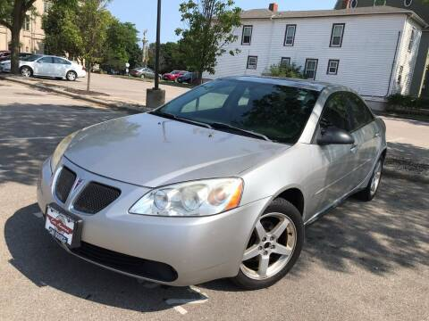 2007 Pontiac G6 for sale at Your Car Source in Kenosha WI