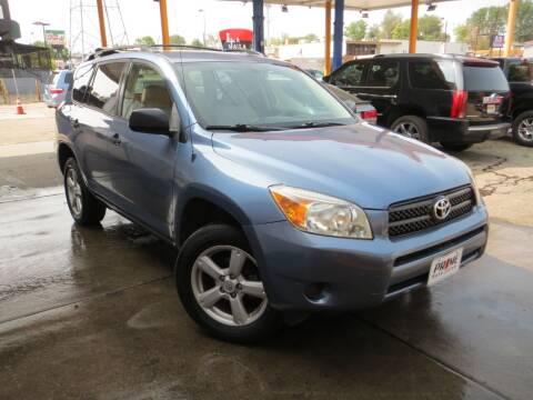 2008 Toyota RAV4 for sale at PR1ME Auto Sales in Denver CO