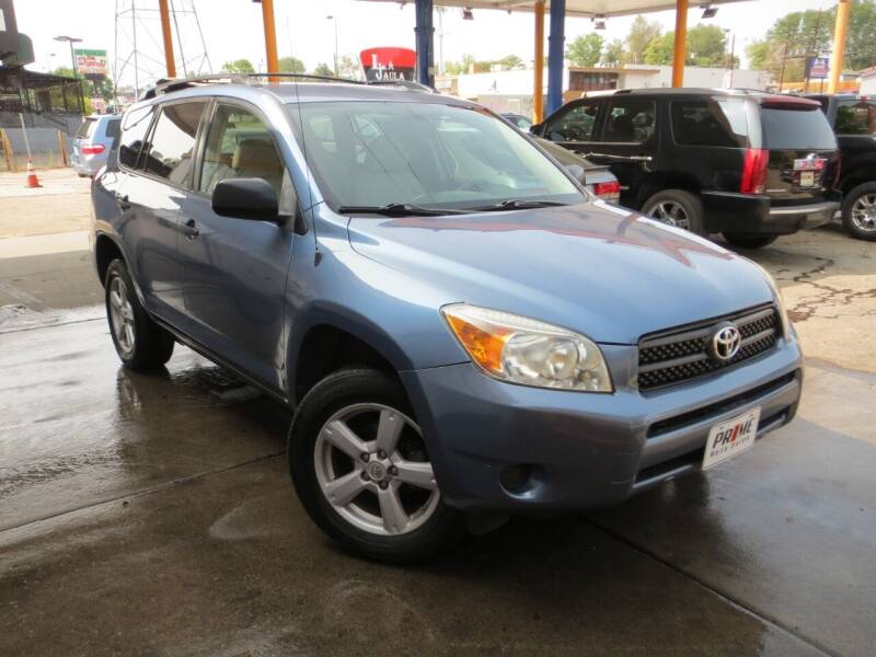 2008 Toyota RAV4 for sale at PR1ME Auto Sales in Denver CO