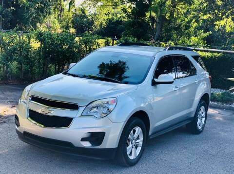2011 Chevrolet Equinox for sale at Sunshine Auto Sales in Oakland Park FL