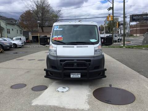 2015 RAM ProMaster Cargo for sale at Steves Auto Sales in Little Ferry NJ