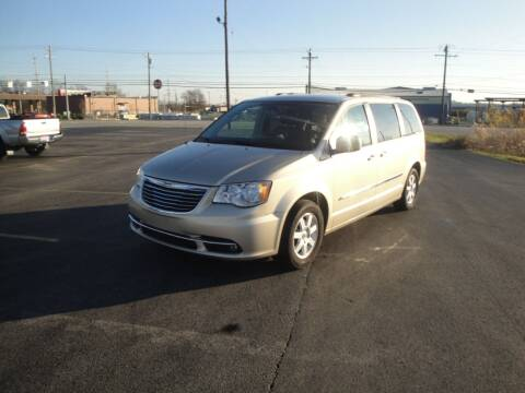 2012 Chrysler Town and Country for sale at A&S 1 Imports LLC in Cincinnati OH