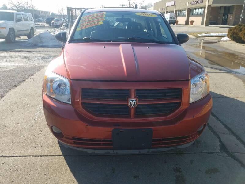 2007 Dodge Caliber for sale at RON'S AUTO SALES INC in Cicero IL