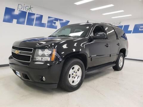 2012 Chevrolet Tahoe for sale at HILEY MAZDA VOLKSWAGEN of ARLINGTON in Arlington TX