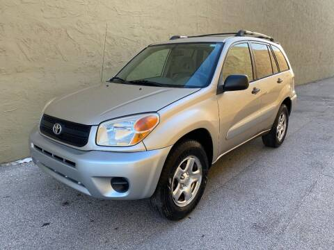 2005 Toyota RAV4 for sale at My Car Inc in Pls. Call 305-220-0000 FL