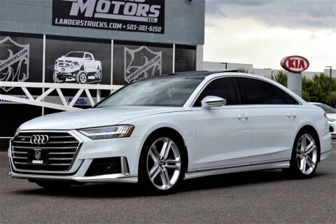 2020 Audi S8 for sale at Landers Motors in Gresham OR