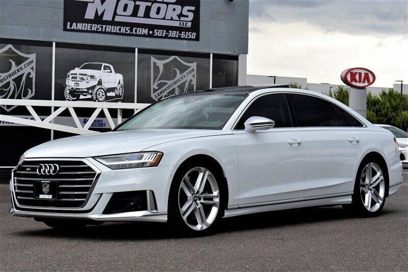 2020 Audi S8 for sale in Gresham, OR