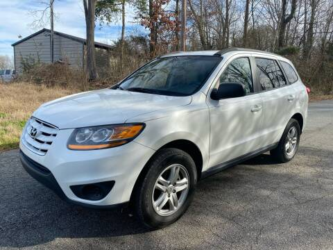 2010 Hyundai Santa Fe for sale at Speed Auto Mall in Greensboro NC