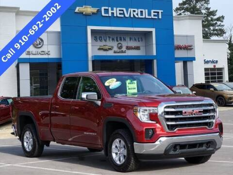 2020 GMC Sierra 1500 for sale at PHIL SMITH AUTOMOTIVE GROUP - SOUTHERN PINES GM in Southern Pines NC