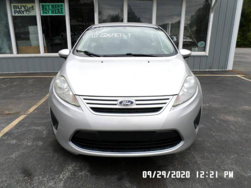 2011 Ford Fiesta for sale at XXX Kar Mart in York PA