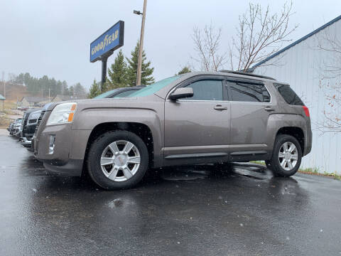 2012 GMC Terrain for sale at SUPERIOR AUTO SOLUTIONS in Spearfish SD