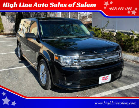 2017 Ford Flex for sale at High Line Auto Sales of Salem in Salem NH