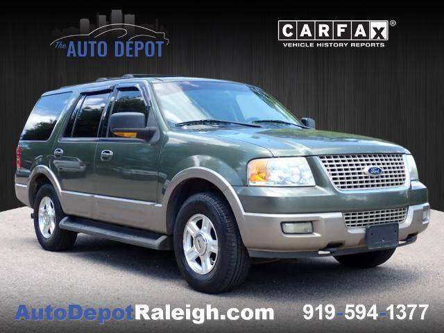 2003 Ford Expedition for sale at The Auto Depot in Raleigh NC