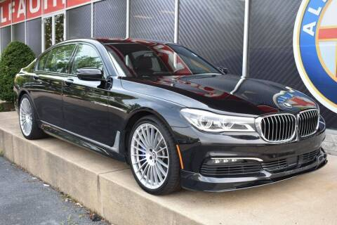 2018 BMW 7 Series for sale at Alfa Romeo & Fiat of Strongsville in Strongsville OH